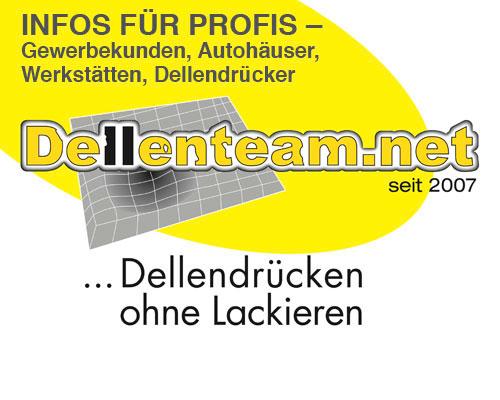 Dellenteam-Logo: Infos für Gewerbekunden