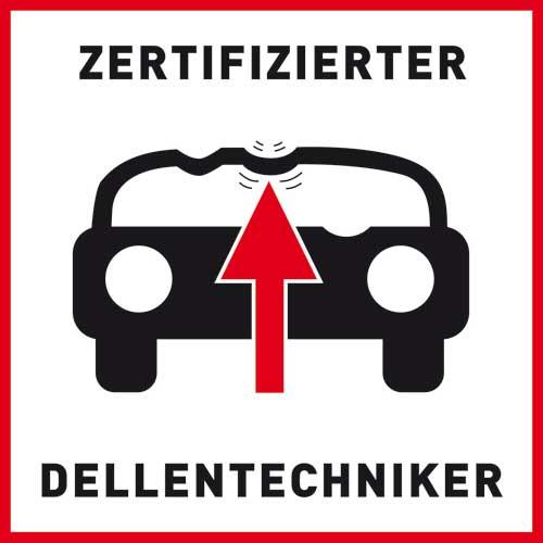 Logo Zertifizierter Dellentechniker